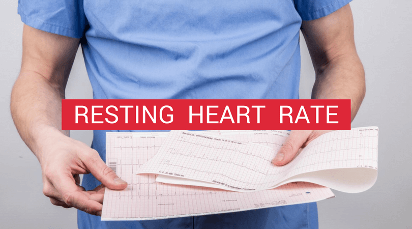 Resting Heart Rate - Coverphoto